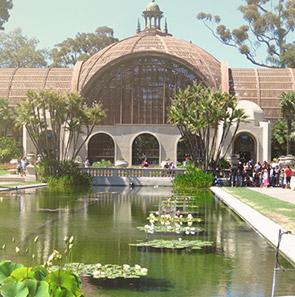 Balboa Park San Diego - Swift Cars