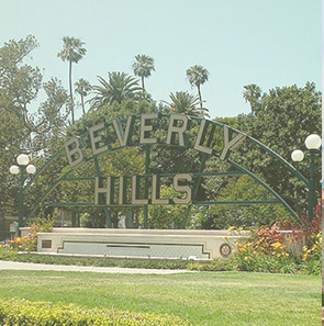 Beverly Hills - Los Angeles Car Service International Airport (LAX)