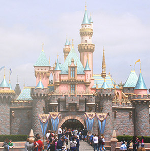 Disneyland - Los Angeles Car Service International Airport (LAX)