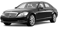 Black Car Driver in LA, San Diego, San Francisco - Luxury Sedan