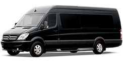 14 Passenger Van Fleet Vehicles - Swift Cars