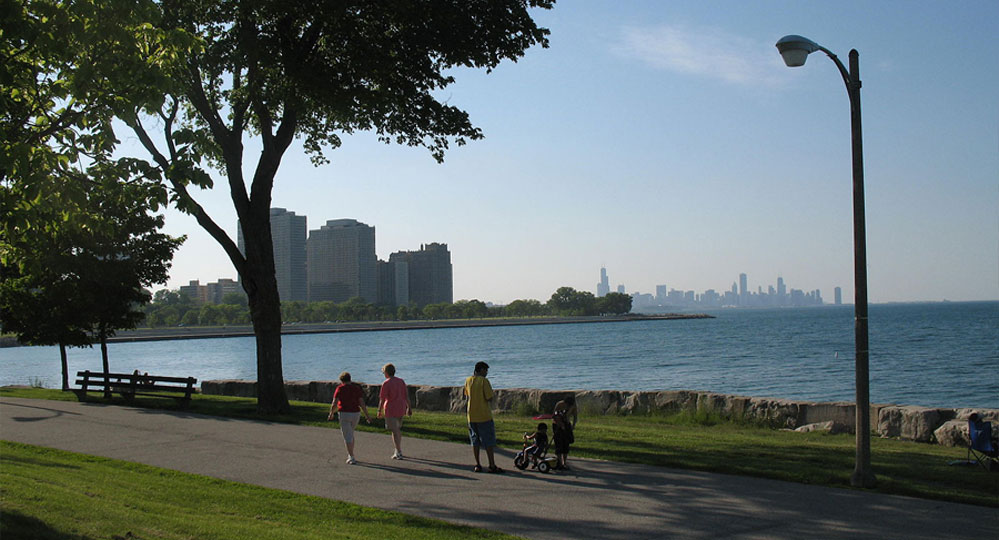 Burnham Park - 10 Hidden Gems of Chicago